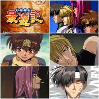 What made Gensomaden Saiyuki Different from Saiyuki Reload
